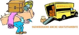 Sgombero Cantine BOLOGNA (BO) - KOMPASS SRL
