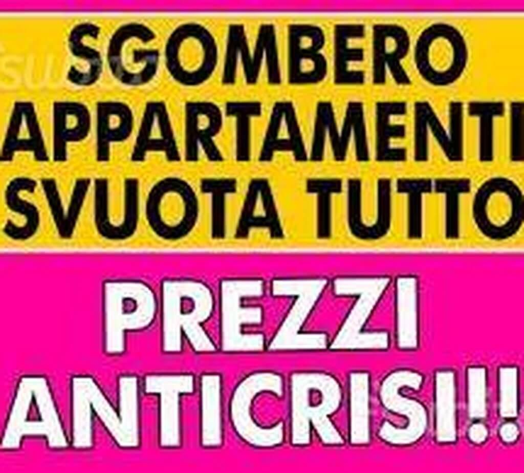 Svuota Appartamenti Gratis Firenze lasco trasporti sgomberi a novara e provincia di novara
