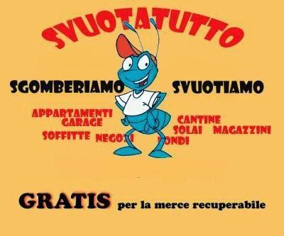 Sgomberi e traslochi a Lecce e provincia e tutta la Puglia