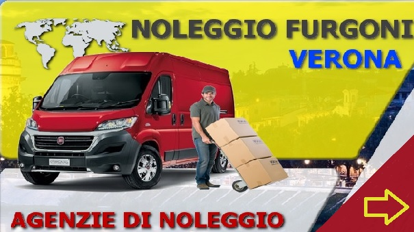 NOLEGGIO FURGONI VERONA