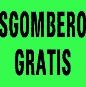 SGOMBERO GRATIS