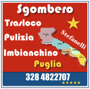 SGOMBERO PUGLIA