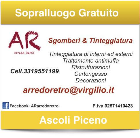 Sgomberi Svuota appartamenti Ascoli Piceno