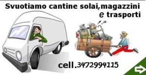 Sgombero Cantine AOSTA (AO) - LA MIMOSA IMPRESA DI PULIZIE
