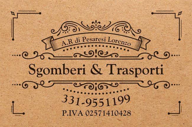 Sgombero Cantine Appartamenti Ancona e Provincia di Ancona