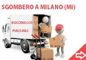 Sgombero Cantine BUCCINASCO (MI) - PULISMAC