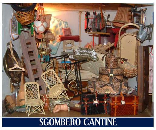 Sgombero Cantine FERRARA (FE) - GRUPPO TRASPORTATORI SAN GIORGIO SOC.COOP.R.L.