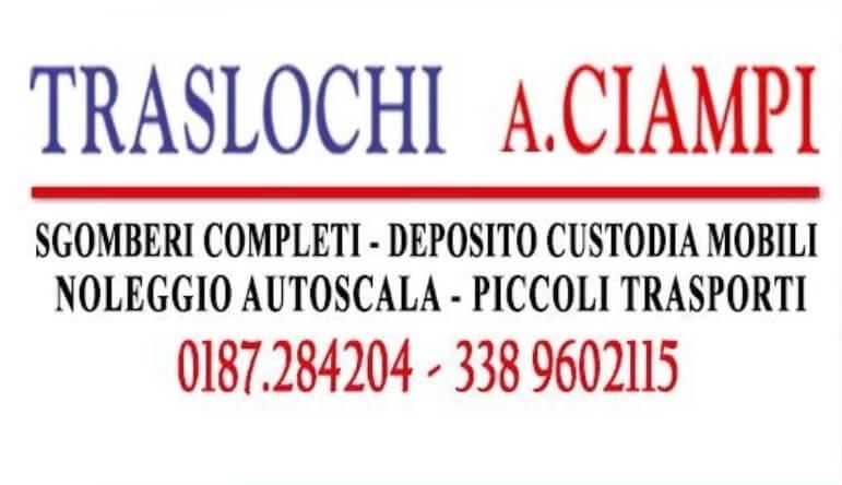 Sgombero Cantine LA SPEZIA (SP) - TRASLOCHI A. CIAMPI Gratis