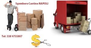 Sgombero Cantine NAPOLI (NA) - GUARDILLO E FIGLI TRASLOCHI