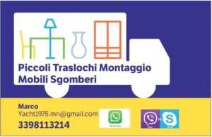 Sgombero Cantine Perugia