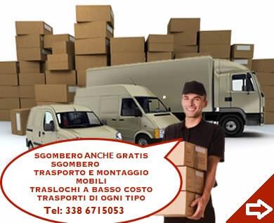 Sgombero Cantine ROMA (RM) - TRASLOCHI E SGOMBERI ROMA CLAUDIO