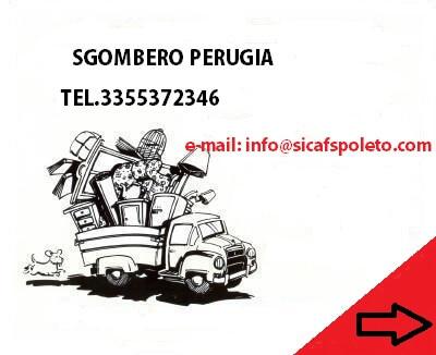 Sgombero Cantine SPOLETO (PG) - S.I.C.A.F. TRASLOCHI - TRASPORTI