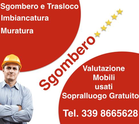 Sgombero Cantine Treviso