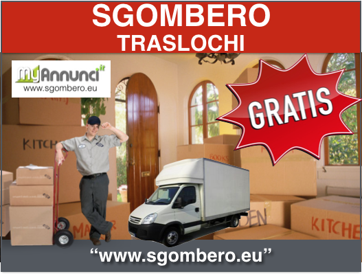 Sgombero Gratis Verona e Provincia