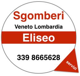 Sgombero Veneto Lombardia