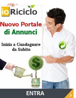 ANNUNCI IO RICICLO RAME FERRO OTTONE ALLUMINIO PLASTICA RAEE