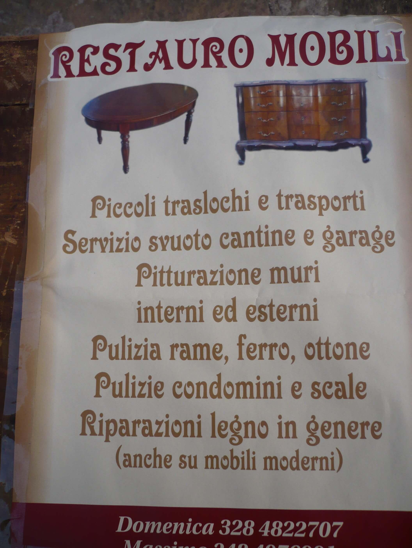 Sgomberi e Traslochi a Tricase - Sgombero - Svuota Cantine