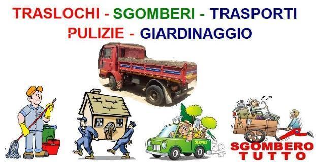 Sgombero e traslochi Lecce e provincia - Annunci Sgombero Cantine ...