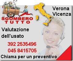 Sgomberi a Verona